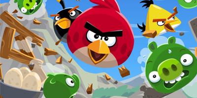 Zabawa w stylu Angry Birds