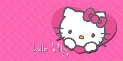 Przyjęcie w stylu Hello Kitty