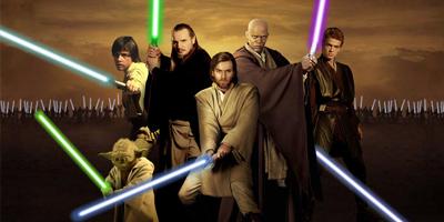 Przyjęcie dla Jedi