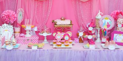 Impreza dla księżniczek