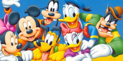 Urodziny z Myszką Mickey