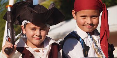 W zatoce małych piratów