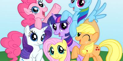 Przyjęcie My Little Pony