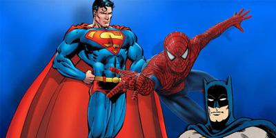 Przyjęcie dla Superbohaterów