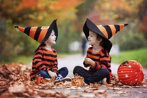 Imprezy Halloween dla dzieci