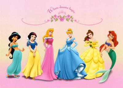 Księżniczki przyjęcie