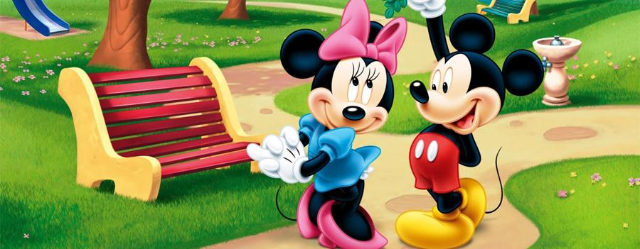 Przyjęcie Myszka Mickey