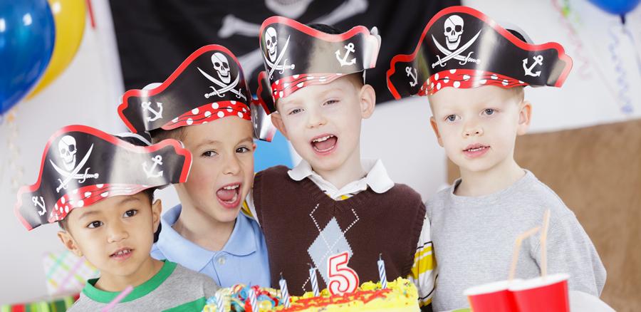 urodziny pirackie