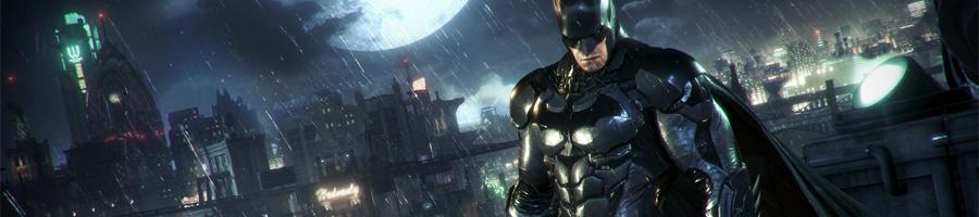 Przyjęcie Batman